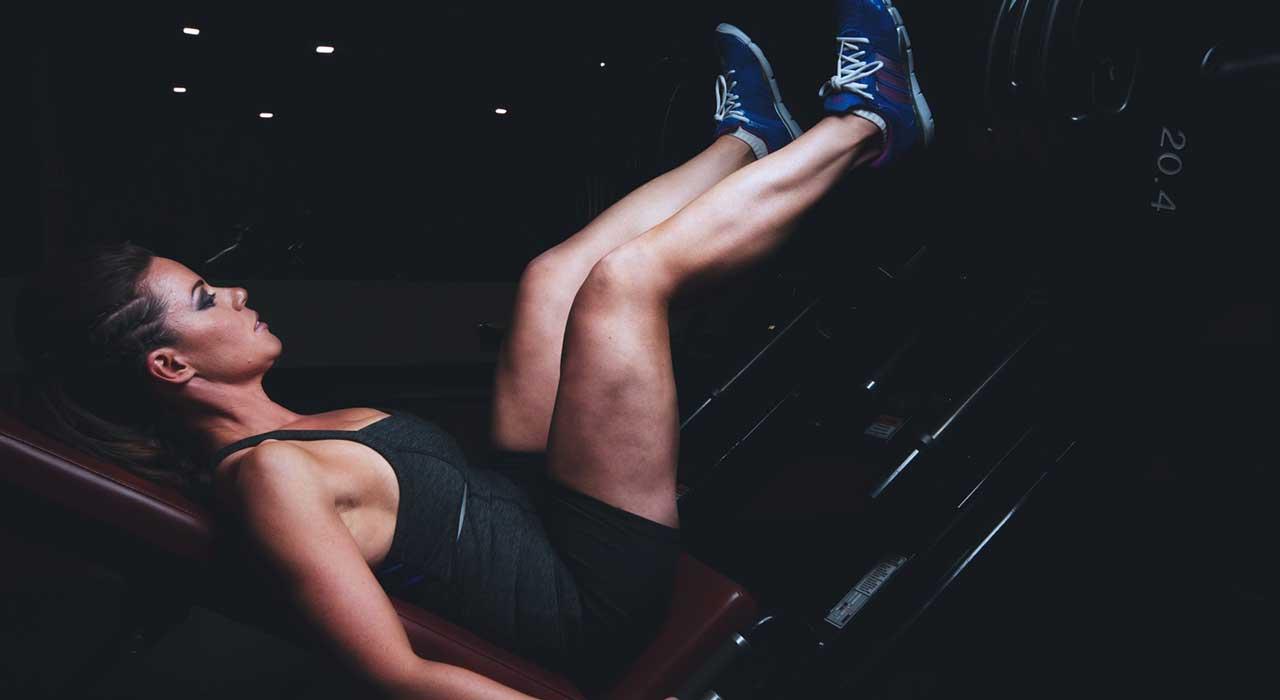 kako udebljati noge