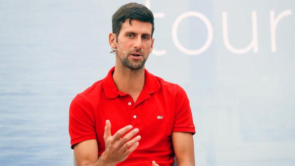 Novak Đoković pozitivan korona virus