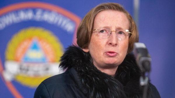 Alemka Markotić Koronavirus Drugi Val