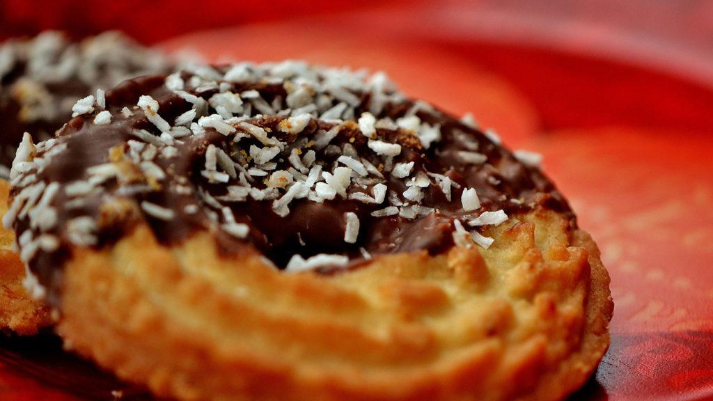 kokosova salama kolač za 10 minuta