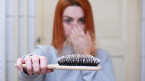 Uzrok gubitka kose