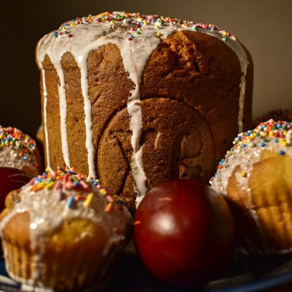 Uskrsne slastice Torte Kuglof