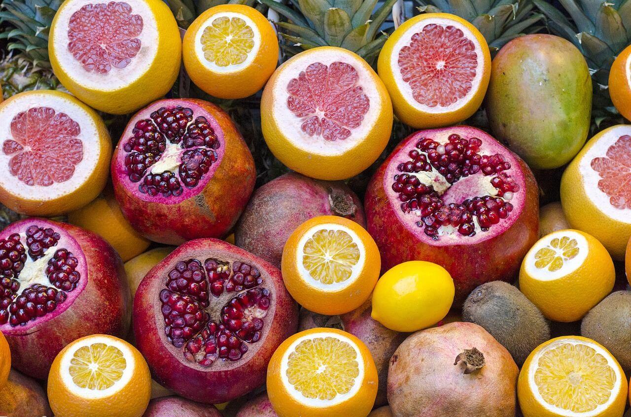 Citrus Agrumi Tropsko Voce za zdravlje zena